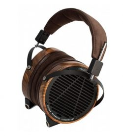 Audeze LCD-2 Planar Magnetic Headphones in Rosewood
