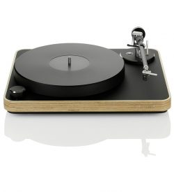 Clearaudio Concept MM Wood Turntable