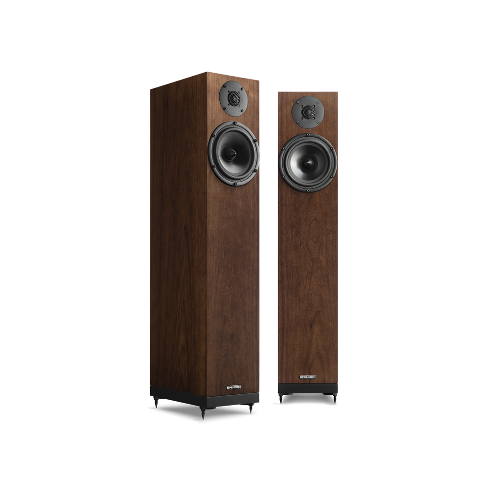 The Absolutely Stunning Spendor A7 Loudspeakers - THE AUDIOBARN