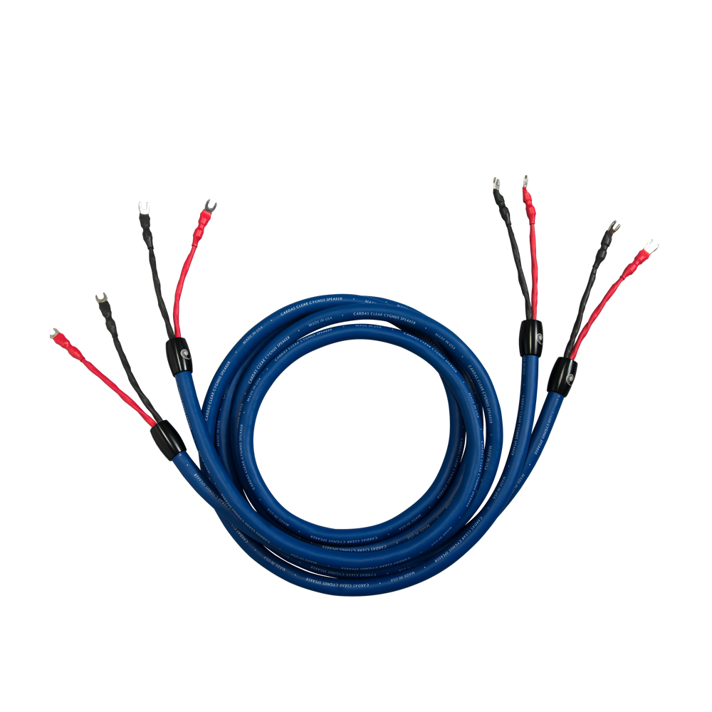 Cardas Cygnus Speaker Cable