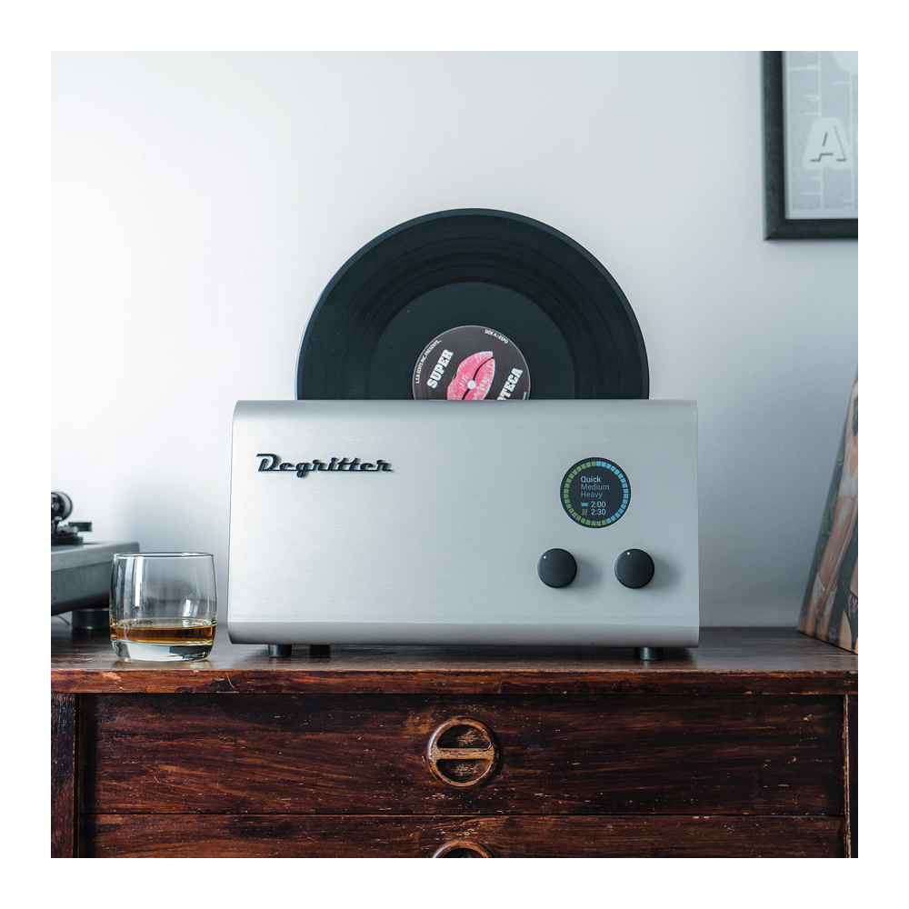 Degritter Record Cleaning Machine The Audiobarn