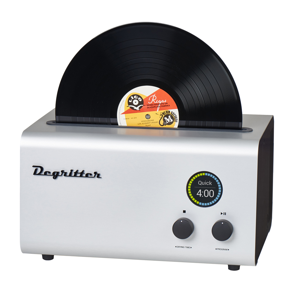 Degriteer Record Cleaning Machine