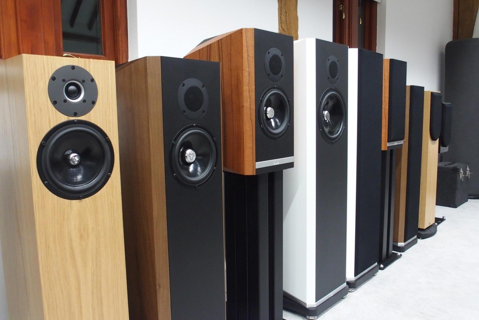 Kudos Range at The Audiobarn