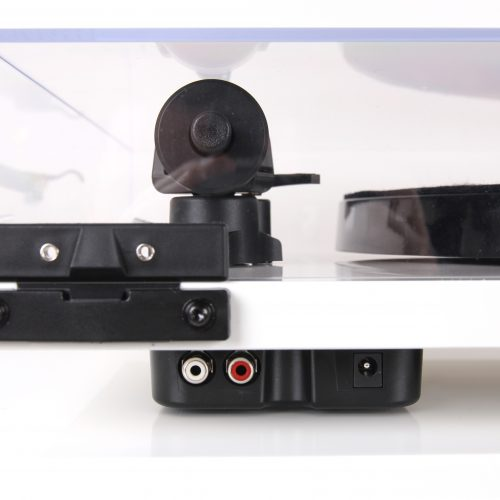 P1 Plus rear view phono stage connection